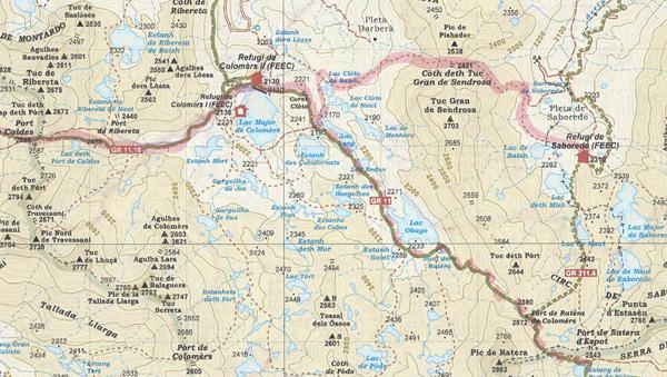 Rutas Esqui De Travesia